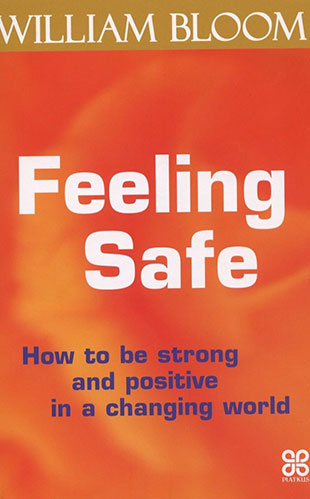 Book Cover Feeling Safe by William Bloom