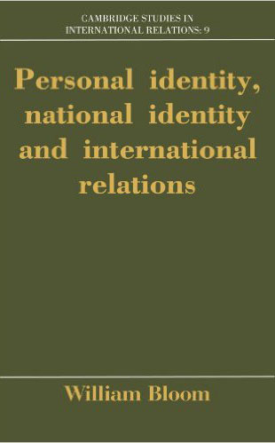 Book Cover Personal Identity by William Bloom